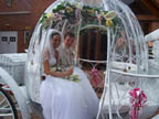 Cinderella Wedding Carriages
