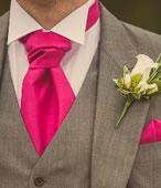 Dan Kerr Wedding Suits Preston