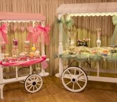 Julies Candy Cart