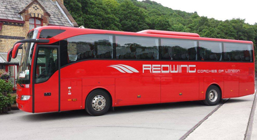 Redwing Coaches Of London Your Wedding Pro Directory