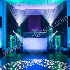 Club Class Premium (Light Blue)