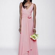 BHS - Amber Long Bridesmaid Dress