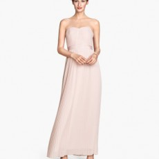 H & M - Long bandeau dress